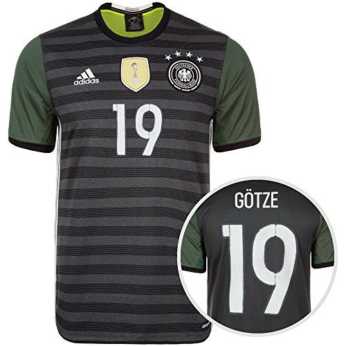 adidas DFB Trikot Away Götze EM 2016 Herren S - 46
