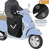 Funda cubrepiernas moto scooter- cubre piernas para motos - manta moto scooter - tamaño universal - Certificado TUV Alemán