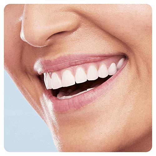 Oral-B PRO 750 CrossAction Pack Regalo, Cepillo de dientes eléctrico recargable