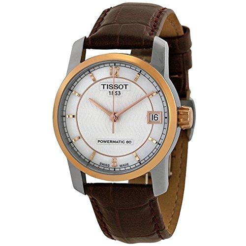 Tissot TISSOT TITANIUM T087.207.56.117.00 Orologio automatico donna