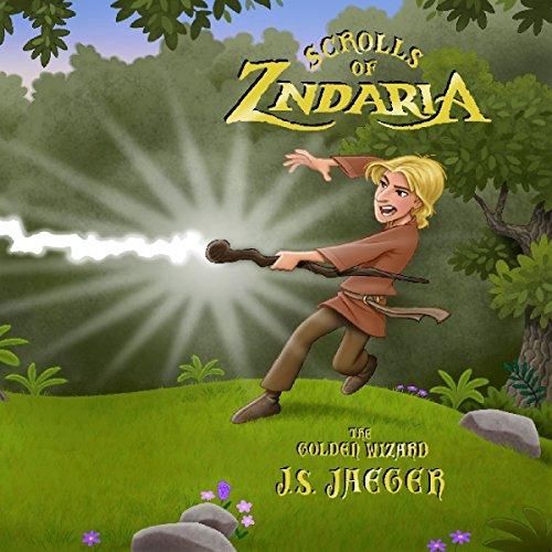 The Golden Wizard cover art