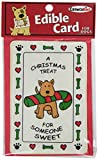 Crunchkins Crunch Edible Card, Christmas Treat for Someone Sweet