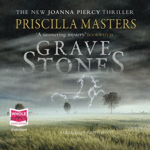 Grave Stones audiobook cover art