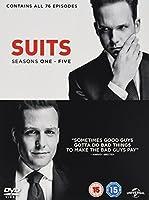 Suits - Season 1-5 [DVD] [Import]