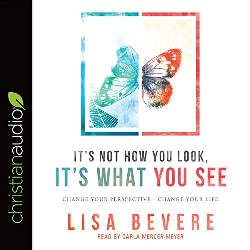 It's Not How You Look, It's What You See audiobook cover art
