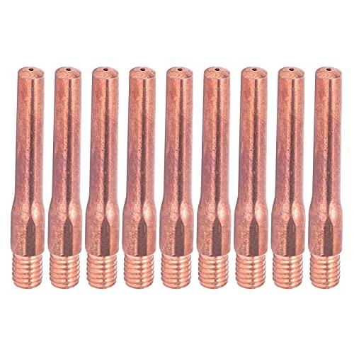 Puntas de contacto M6, punta de contacto de procesamiento integrado CNC Punta de contacto de soldadura para fábrica para taller para industria para CNC