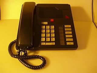 Nortel Meridian M2008 Basic Telephone Black Nortel NT2K08 NT9K08