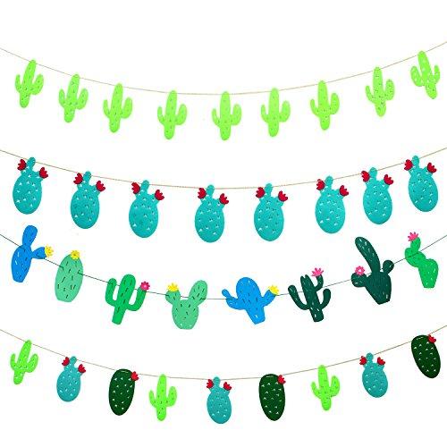 Paper Cactus Banner
