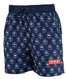 Equipe de FRANCE de football Short de Bain FFF - Collection Officielle Taille Homme M