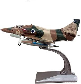 NANE Modelo Militar 1:72 Douglas A-4 Skyhawk Modelo de avión Militar Modelo de Combate de aleación de fundición a presión