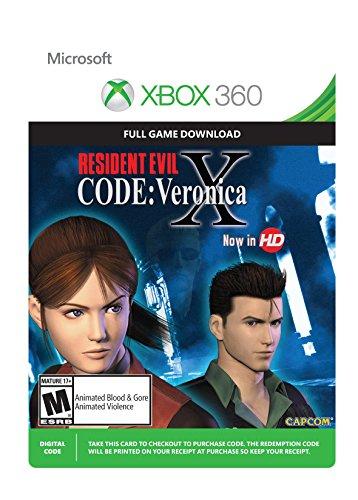 Resident Evil Code: Veronica X - Xbox 360 Digital Code