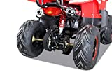 Kinder Quad S-8 Farmer 125 cc Motor Miniquad 125 ccm Toronto (Rot) - 9