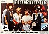Dire Straits - Communiqué, Offenbach 1979 »