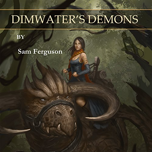 Dimwater's Demons audiobook cover art