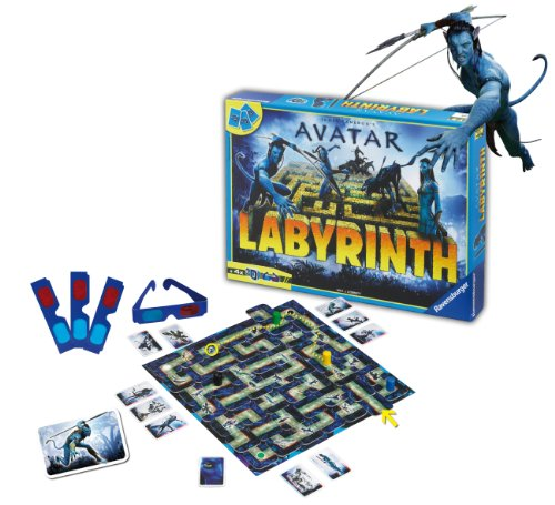Ravensburger 26533 - AVATAR: 3D-Labyrinth