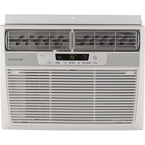 Frigidaire FFRA1022R1 Window-Mounted Compact Air...