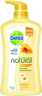 Dettol Natural Soothing Anti Bacteria Body Wash, 500 ml