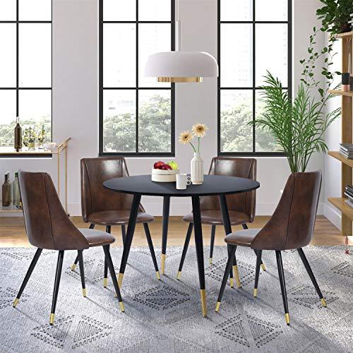 Mesa Redonda Comedor marca FurnitureR