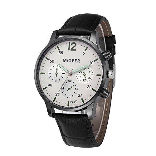 Funk Quarz Herren Uhr Analog-Digital mit Edelstahl Armband 2966B