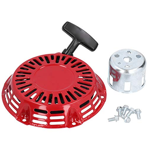 Start Pull Plate Generador aplicable Mecanismo de polea G-X160 con taza de arranque Accesorios para agricultura, pesca, animales, etc.