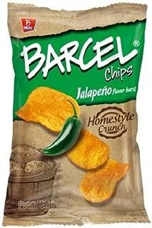 Barcel USA Potato Chips, Jalapeno, 4.1 Ounce