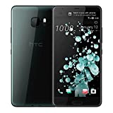 HTC U Ultra Factory Unlocked Phone - 5.7' Screen - 64GB - Black (International Version - No Warranty)