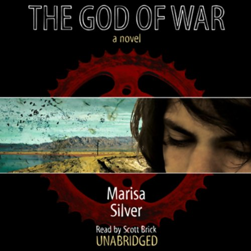 The God of War audiobook cover art