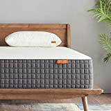 Solve your sleep problems -upgrade your current foam mattress. Sweet night Queen mattress designed with 3 layers of zone system, This Queen size mattress gives you medium firm feeling, keeping body properly aligned, pressure relief & heat dissipation...