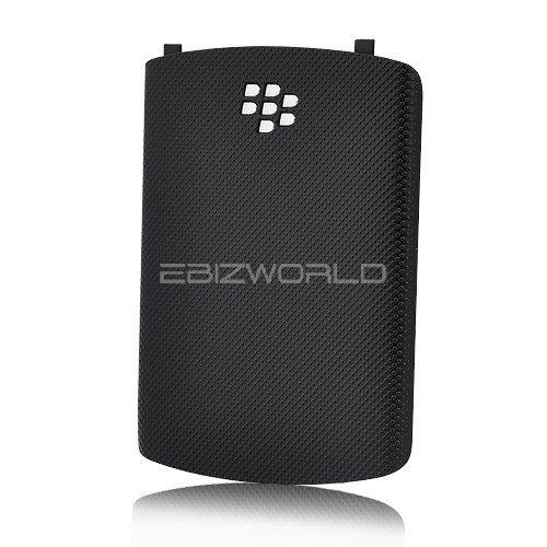 BlackBerry Akkudeckel für BlackBerry Curve 3G 9300, schwarz