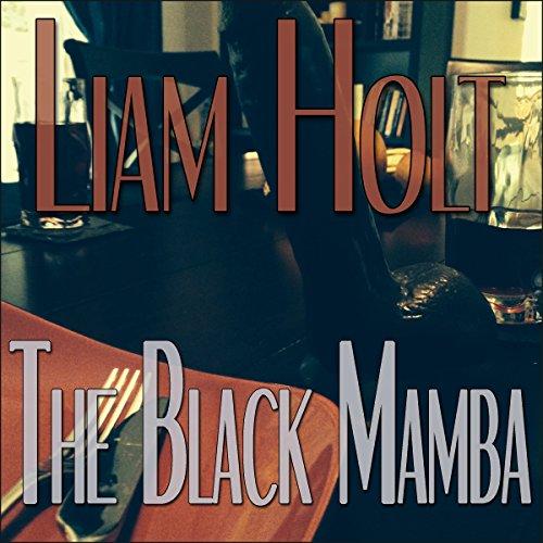 The Black Mamba audiobook cover art