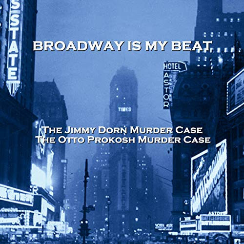 Broadway Is My Beat - Volume 1 audiobook cover art