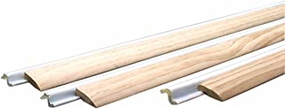 M-D Building Products 87981 36-Inch by 84-Inch Compression Weatherstrip with Wood Stop Door Jamb Kit