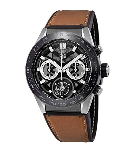 Tag Heuer Carrera Chronograph Automatik Herrenuhr CAR5A8Y.FT6072