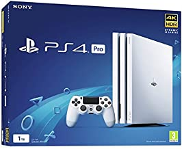 Sony PlayStation 4 Pro 1TB Console (White)