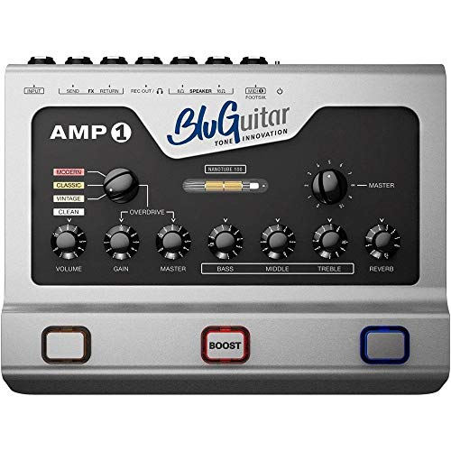 BluGuitar AMP1 Mercury Edition 100W Guitar Amplifier