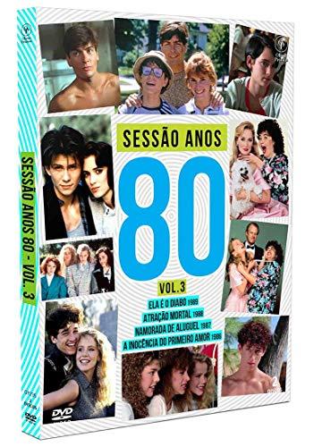 Sessão Anos 80 Vol. 3 [Digipak com 2 DVD's]