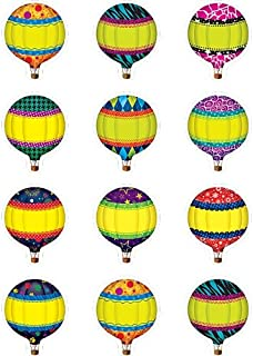 Teacher Created Resources Hot Air Balloons Mini Accents (5296)