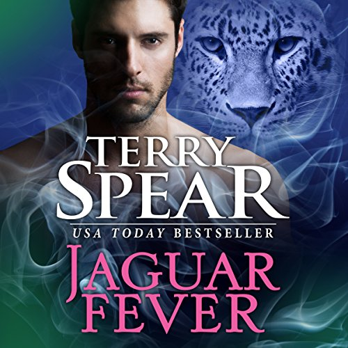 Jaguar Fever audiobook cover art