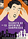 Secrets Of Opening Surprises, Vol. 13 (sos - Secrets Of Opening Surprises)-Bosch, Jeroen