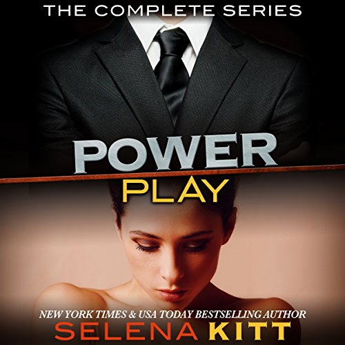 Power Play: The Complete Series cover art