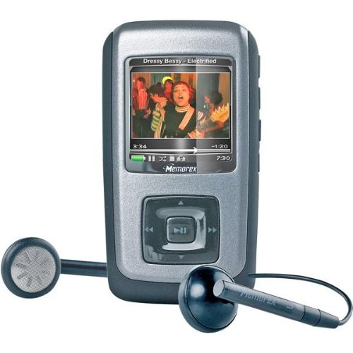4GB Video Enabled MP3 Player