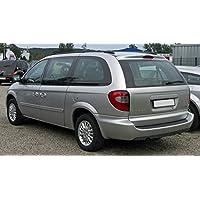 Chrysler Grand Voyager inclinado 4x 4Estate Car Caja de viaje de jaula de perro cachorro Jaulas de maletero