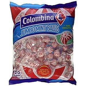 colombina jumbo mint balls original Colombina Jumbo Mint Balls Original 51vsvrl2rnL