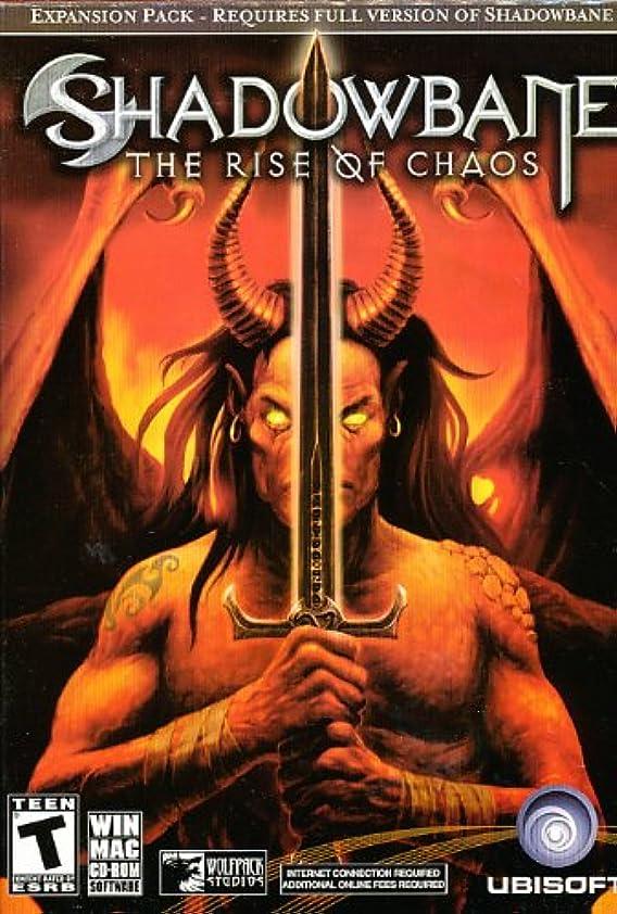 作動するゲート暖かくShadowbane: The Rise of Chaos (輸入版)