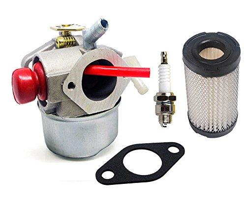 oxoxo 640026640026A 640069640076Vergaser Carb Kit mit 35066Air Filter für Tecumseh lev100lev115lev120Rasenmäher
