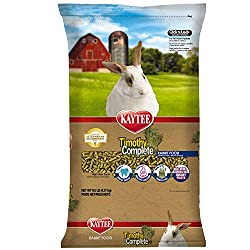 Kaytee Timothy Complete Diet for Rabbits