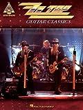 ZZ Top Guitar Classics Songbook (Guitar Recorded Versions)