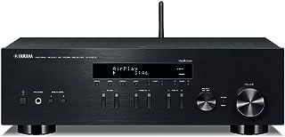 ヤマハ ネットワークレシーバー ワイドFM/AMチューナー/Wi-Fi/Bluetooth/ハイレゾ音源対応 ブラック R-N303(B)