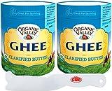 Organic Valley - Ghee Clarified Butter, USDA...