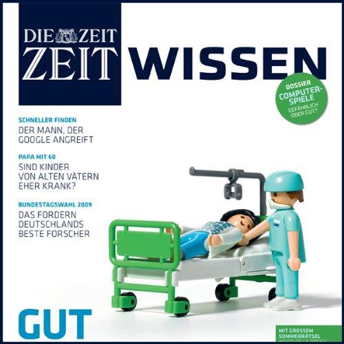 ZeitWissen, Juni/Juli 2009 Titelbild